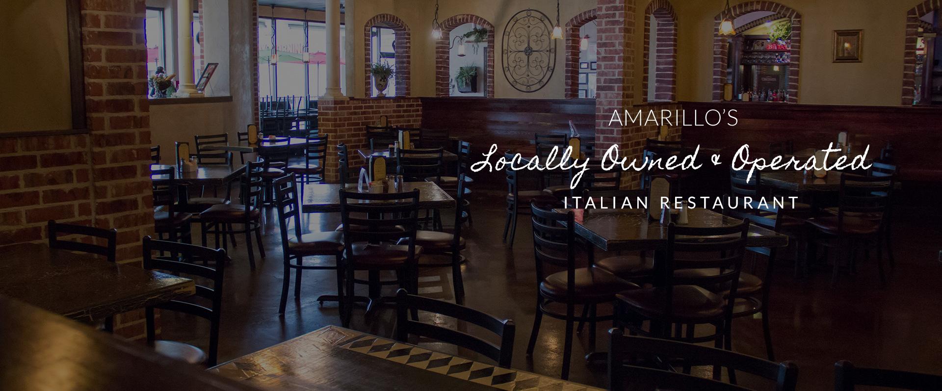 Pescaraz Italian Restaurant Amarillo Tx Pasta Seafood Catering Live Music